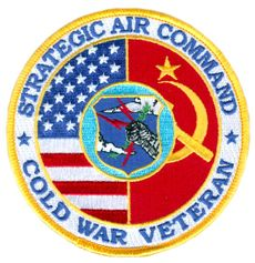 Strategic Air Command Cold War Veteran 4
