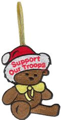 Support Our Troops Bear 3
