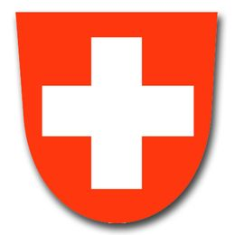 Switzerland Coats Of Arms Decal