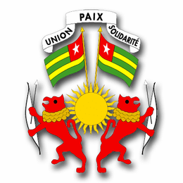 Togo Coats Of Arms Decal