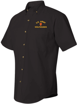 U.S. Army Custom Embroidered Dress Shirts