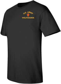 United States Army Custom Embroidered T-Shirts
