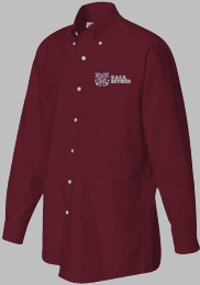 U.S.C.G. Retired Oxford Shirt