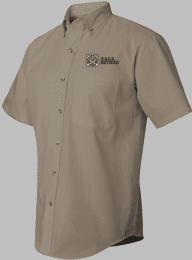 U.S.C.G. Retired Short Sleeve Dress Shirt