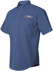 U.S. Coast Guard Iraq Veteran Short Sleeve Dress Shirt