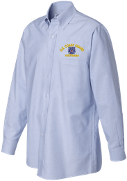 U.S. Coast Guard Vietnam Oxford Shirt