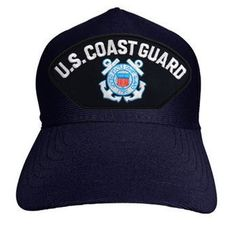U.S. Coast Guard with Seal Ball Cap