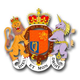 United Kingdom Coats Of Arms Decal