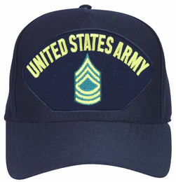 United States Army Master Sergeant E-8 Ball Cap