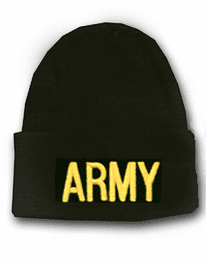 UNITED STATES ARMY WATCH CAP