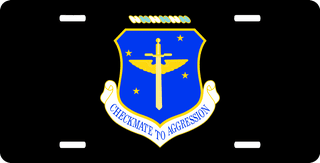 U.S. Air Force 19th Air Refueling Group License Plate