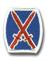 U.S. Army '10th MOUNTAIN DIVISION' 2½