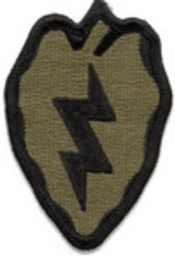 U.S. Army 25th Infantry Division Subdued 3