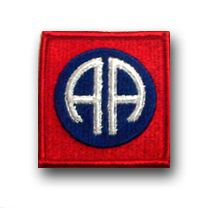 U.S. Army 82nd AIRBORNE DIVISION 2½