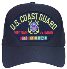 U.S. Coast Guard Vietnam Veteran Cap