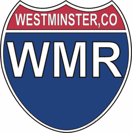 US Interstate Sticker Westminster Colorado