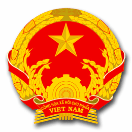 Vietnam Coats Of Arms Decal