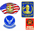 Woman Veteran Products