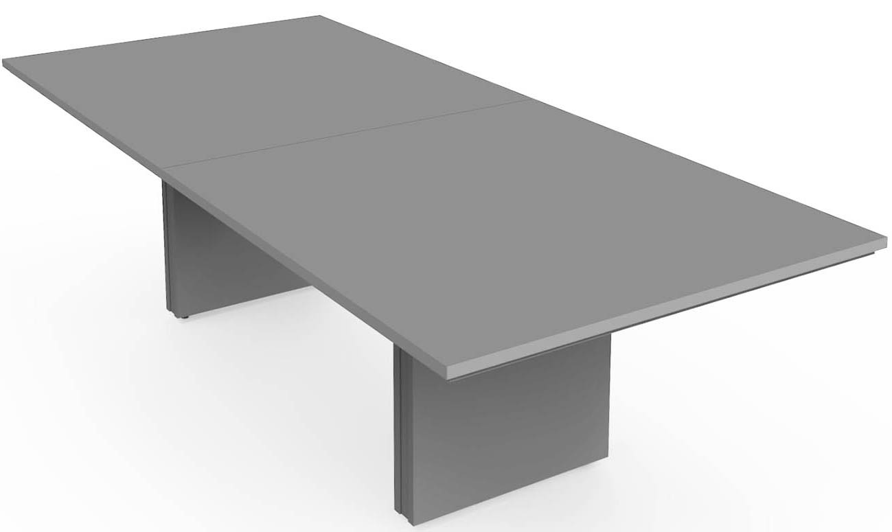 "40"" x 40"" Custom Rectangular Boardroom Table"