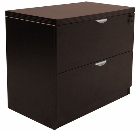 2-Drawer Laminate Lateral File