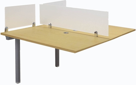 2-Person Add-On Workstation w/ 48