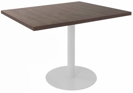 3' x 4' Rectangular Disc Base Conference Table / Add-On