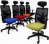 300 Lbs. Performance Multi-Function Office Chair w/Seat Slide & Headrest