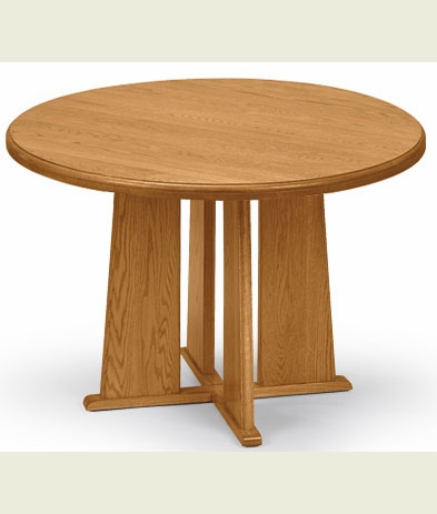 36 Solid Oak Round Conference Tables, 36 Round Conference Table