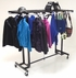 6' Wide Portable Folding Coat Rack - IN STOCK!