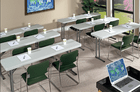 "700 lb. Cap. Resin Folding Seminar Tables- 18""x60"" Resin Folding Table"