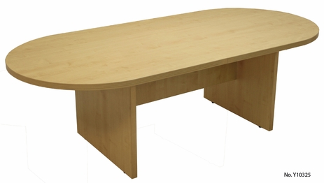 8′ Maple Laminate Conference Table