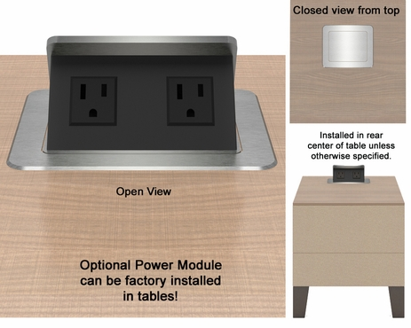 AC Power Module for Fremont Tables