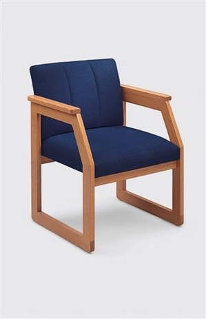 Angle Arm Guest Chair