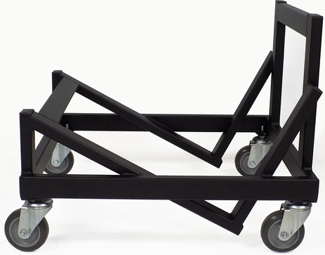 Angled Stack Chair Dolly