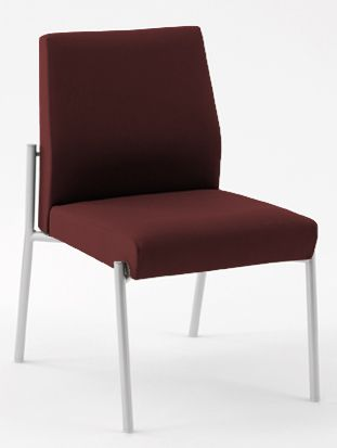 Armless Mystic Guest Chair