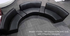 Black Leather 180 Degree Curved Convex Sofa w/2 Powered USB Benches