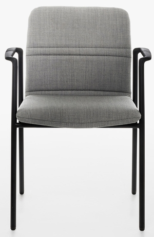 Bounce Seating - Stackable Arm Chair in Fabric