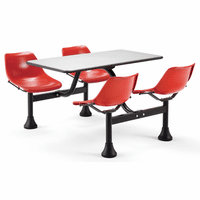 Breakroom Table & Chair Set - 24
