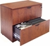 Cherry Laminate Office Furniture by Gibraltar -- 4-Piece Package