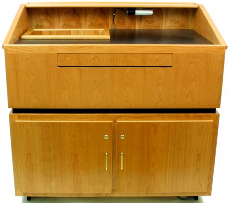 Coventry Multimedia Console / Lectern