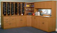 Custom Mailroom Furniture
