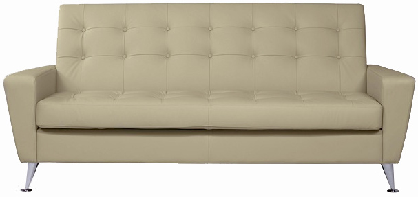 Designer Leather Reception Group - Leather Sofa