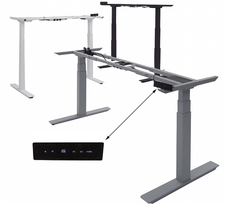 Electric Lift Height Adjustable Table Base