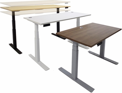 Electric Lift Height Adjustable Tables - 48
