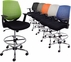 GeoFlex Ergonomic Office Stool w/23