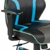 High Back Gaming Chair w/LED Light Piping & Adjustable Arms