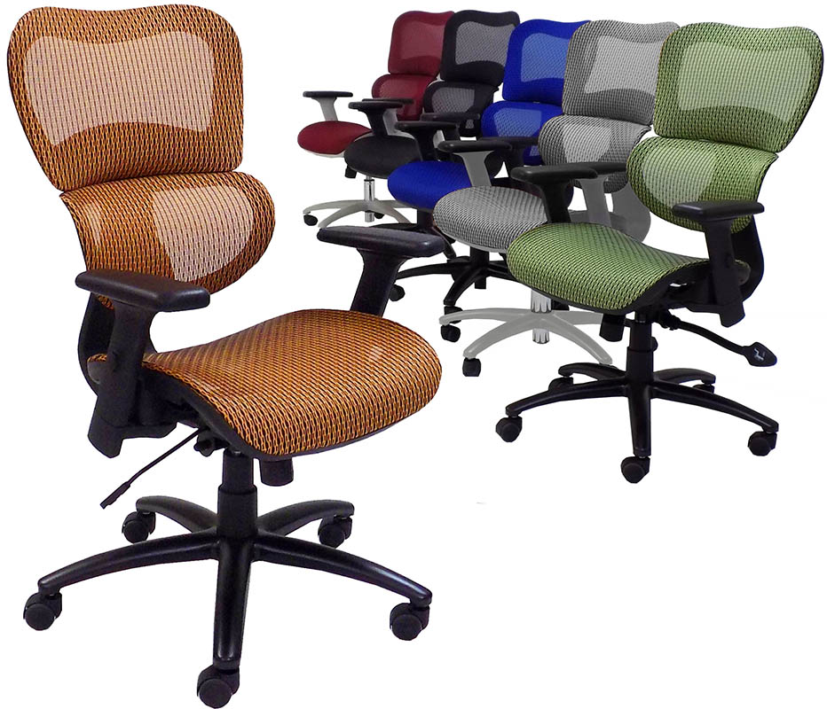 Awesome Humanflex Elastic All Mesh Ergonomic Office Chair Lamtechconsult Wood Chair Design Ideas Lamtechconsultcom