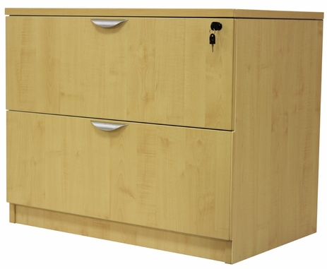 Maple Locking Lateral File