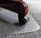"Medium Pile Carpet .2"" Thick Chair Mats -36""x48""- See More Sizes"