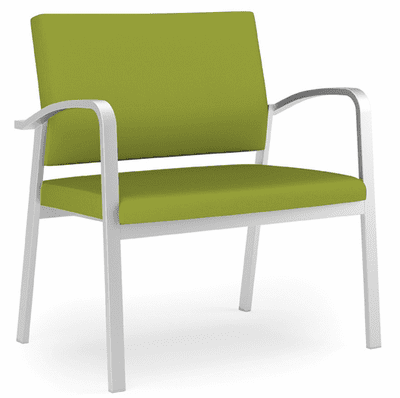 Newport 750 lb Capacity Bariatric Guest Chair in Standard Fabric or Vinyl - See More Sizes